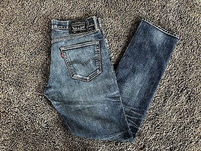 Levi's X Nike SB 511 Jeans Skateboarding 34x32Team Edition MADE IN USA Vectran