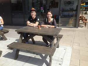 Outdoor Picnic Table Treated Pine (Non-Arsenic) (5 sizes) Bayswater Knox Area Preview