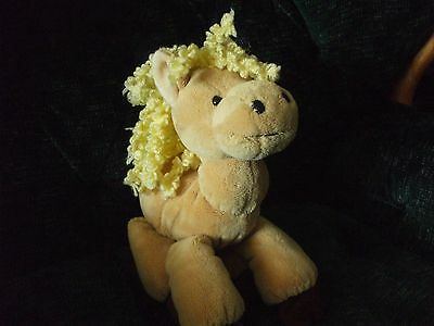 "Horseadoodle 13"" tall x 10"" long by Princess Soft Toys 2002"