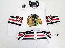 CHICAGO BLACKHAWKS AUTHENTIC 2015 NHL WINTER CLASSIC REEBOK EDGE 2.0 7287 JERSEY