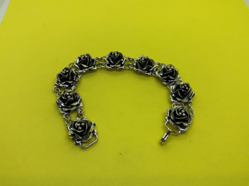 Taxco Rose Bracelet