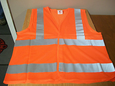 Vest Safety Class Ii Small ..made In Usa