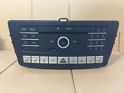 Mercedes GLS Class X166 GLE Coupe C292 W166 Comand NTG 5.1 Navigation System