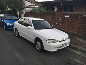 1997 Hyundai Excel Hatchback East Brisbane Brisbane South East Preview