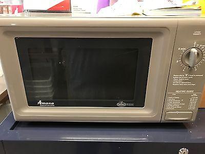 Amana Commercial Microwave Ld10d2 1000watt