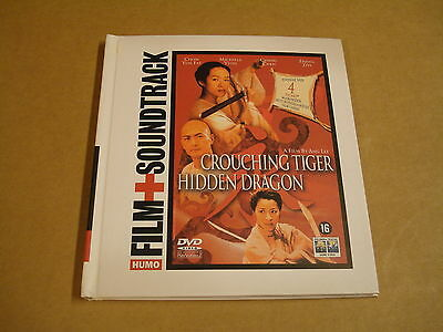 DVD + SOUNDTRACK / CROUCHING TIGER HIDDEN DRAGON ( CHOW YUN FAT, CHANG CHEN... )