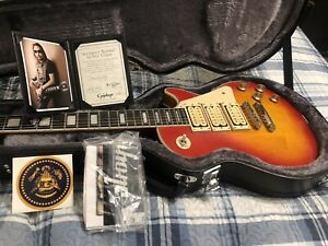Epiphone Ace Frehley Budokan - mint condition
