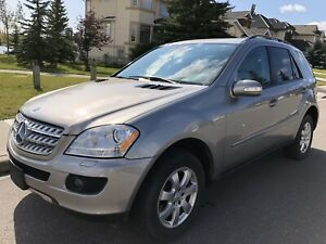 2006 AWD MERCEDES ML 350