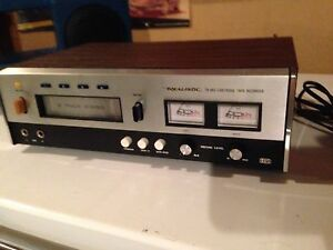 8 Track Recorder and Portaplay