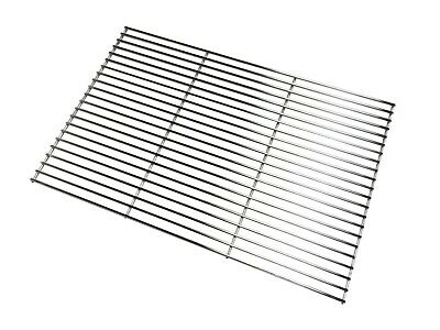 HEAVY DUTY STAINLESS STEEL BRICK BBQ REPLACEMENT COOKING GRILL 67.5cm x 44.5cm