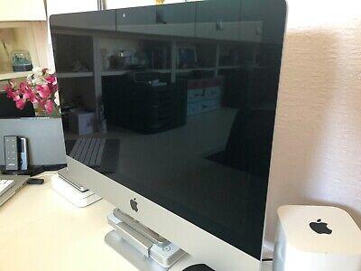 """iMac 21.5"""" Late 2012 Processor: 2.7Ghz Quad-Core intel Core i5 Memory: 8 GB 1600"""