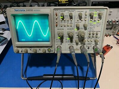 Tektronix 2465 Analog Oscilloscope