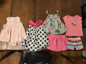 Baby size 3-6 months clothing lot