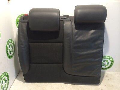 AUDI A3 S LINE 3 DOOR OFFSIDE CENTRE HALF LEATHER REAR UPPER SEAT BACK 08-12