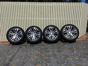 "21"" Range Rover Sport alloys and Tyres. GENUINE. Brand new. Terrigal Gosford Area Preview"