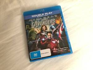The Avengers Blu-ray & DVD 2-Disc Value Pack