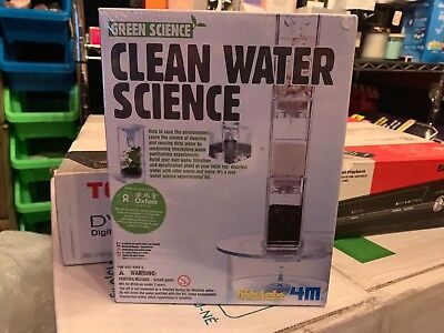 Green Science Clean Water Science Kit BRAND NEW](Green Science Kits)