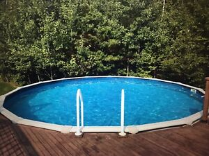 24' above ground pool *SOLD PPU*