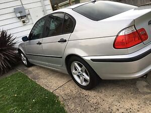 2002 BMW 318i executive Ferntree Gully Knox Area Preview