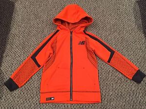 New Balance boys size 8 hoodie NWOT