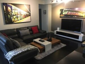Downtown Luxury Suite (Fully Furnished - Turn Key)