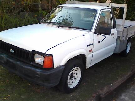 1994 Ford Courier Ute Redcliffe Redcliffe Area Preview