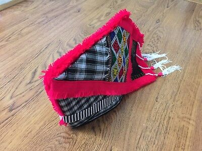 Hmong Beautiful Hat Handmade For Adult