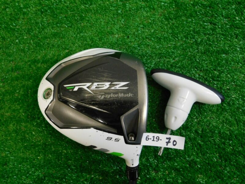 TaylorMade RBZ 9.5* Driver RocketBallz Regular Graphite with Tool