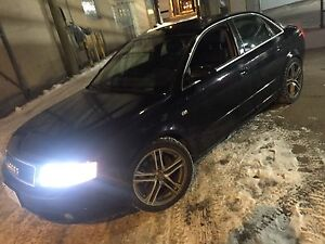 Audi A4 3.0 Quattro fully loaded