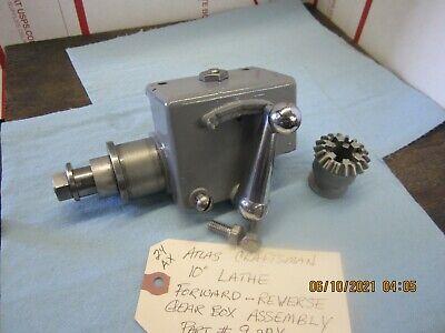 Atlas Craftsman 10 Lathe Reverse Gear Case Assembly 9-27x