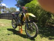 Suzuki RM250 2 stroke motorbike for sale or vehicle swap Dalby Dalby Area Preview