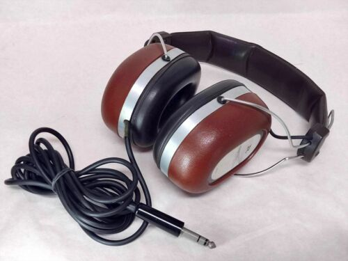 "【EXCELLENT+5 ""READ""】Technics EAH-210 Vintage Stereo Headphone MADE IN JAPAN 055"