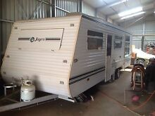 Caravan 1992, 24 foot Jayco Mullaquana Whyalla Area Preview