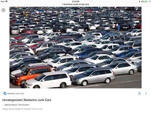 ⚠️⚠️BEST PRICE ⚠️⚠️FOR SCRAP CARS AND USED CARS 4166889875