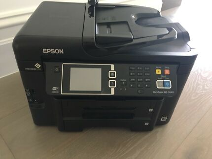 Epson WorkForce WF3640 printer