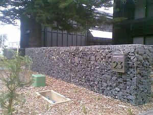 GABION WALLMASTER  Gabions-Retaining-Cage walls Warners Bay Lake Macquarie Area Preview