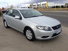 2008 Ford Falcon FG LPG Sedan With Rego and Rwc Ravenhall Melton Area Preview