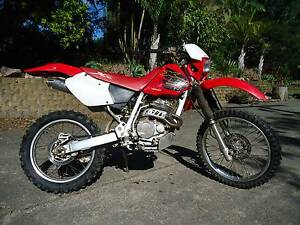 Honda xr250 road/trail dirtbike Maroochy River Maroochydore Area Preview
