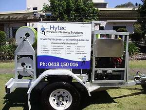 Hytec Pressure Cleaning Solutions. Brisbane Region Preview