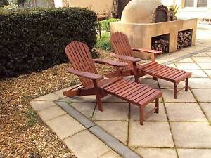 TWO OUTDOOR SUN LOUNGES Stirling Adelaide Hills Preview