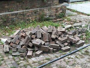 Free bricks / pavers Greenwich Lane Cove Area Preview