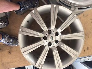 Land Rover wheels Moonah Glenorchy Area Preview