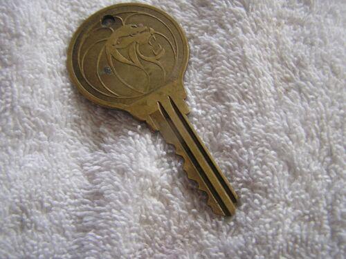 Vintage MGM Grand Hotel Key Las Vegas Lion