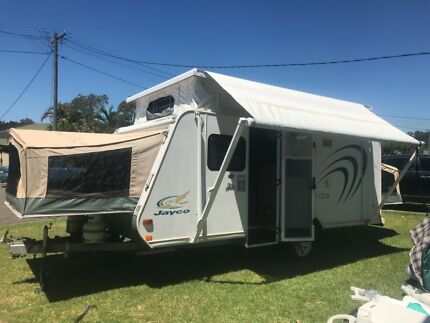2005 Jayco Expanda Killarney Vale Wyong Area Preview
