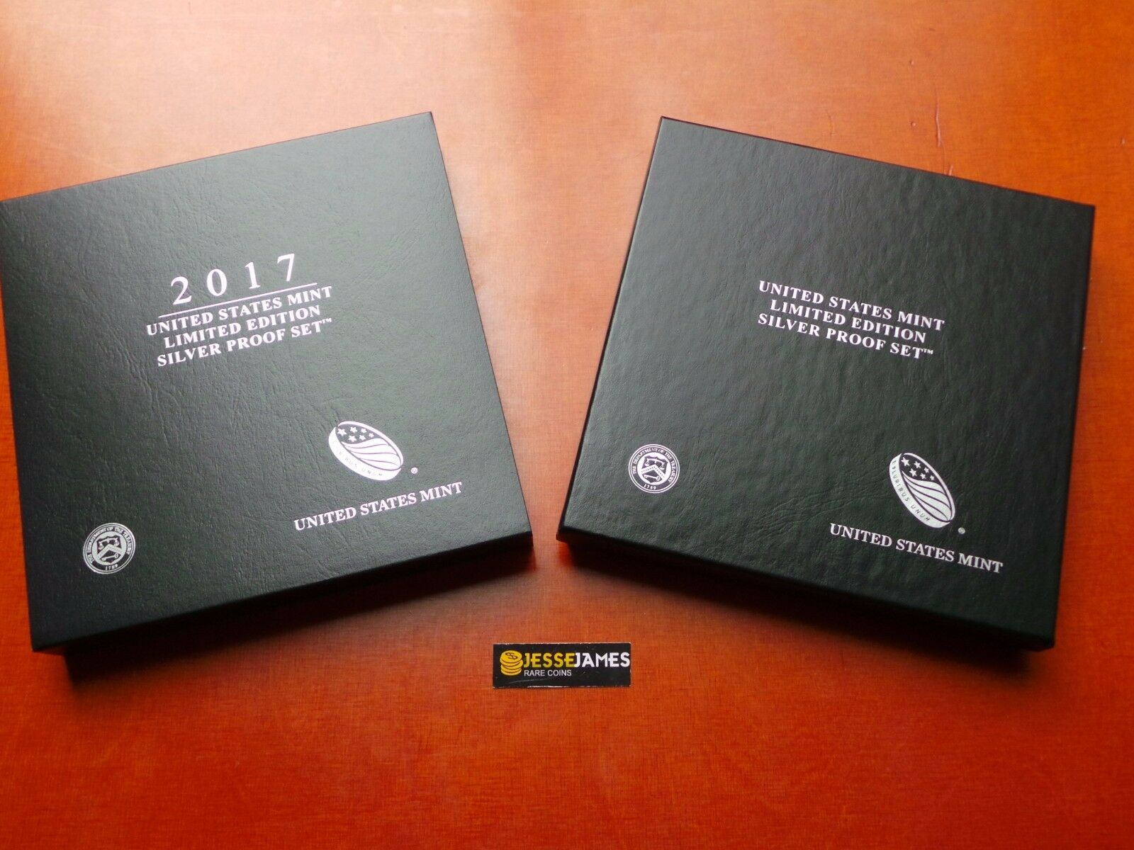 IN STOCK! 2017 S PROOF SILVER EAGLE LIMITED EDITION PROOF SET 17RC IN OGP