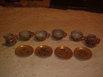 Antique Miniature Tea set, made in Japan for sale  Centralia