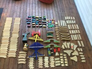 Thomas the Tank Engine Large Lot 180 pieces