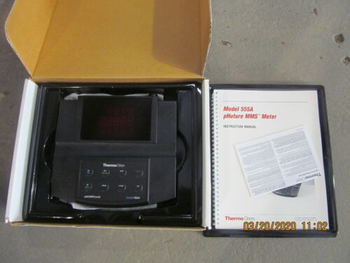 Thermo Orion Benchtop ph / Conductivity / ORP Meter Model# 555A