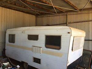 Vintage caravan Geraldton Geraldton City Preview