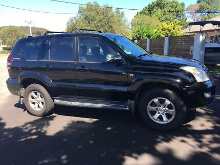 Toyota Prado GXL Umina Beach Gosford Area Preview